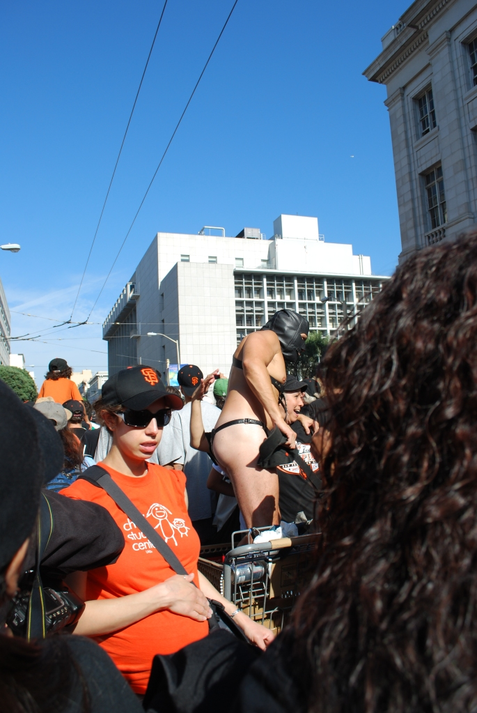 giants parade san francisco