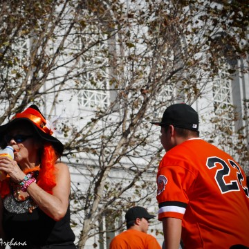 san francisco giants parade