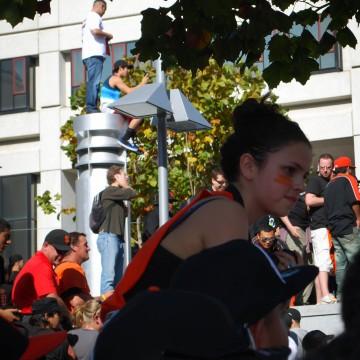 san francisco giants parade