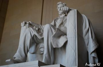 Abraham Lincoln, Lincoln Memorial