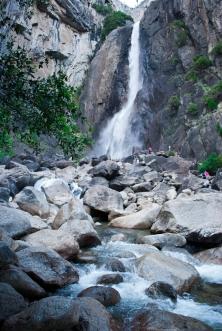 Yosemite fall