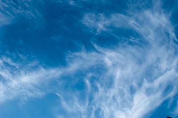 Patterns in sky