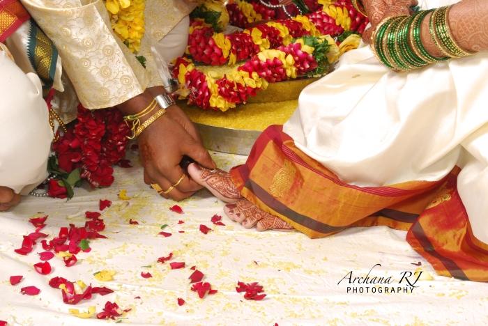 Toe Rings Or Mettelu Archana Rj Photography