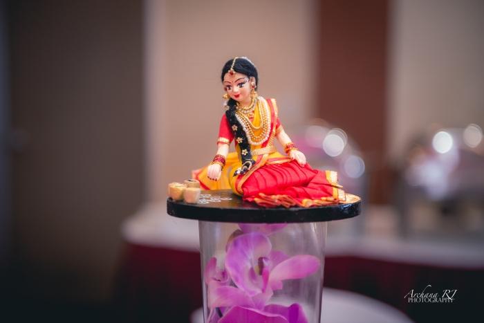 Half Saree Function Archana Rj Photography